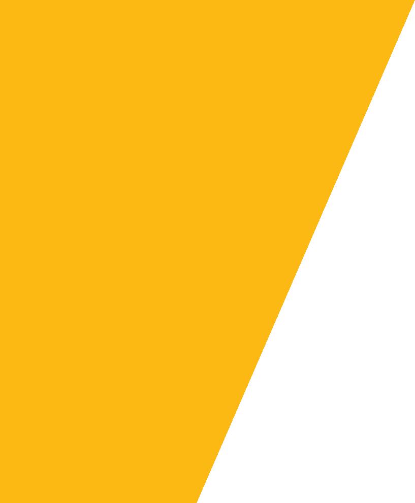 A yellow shape